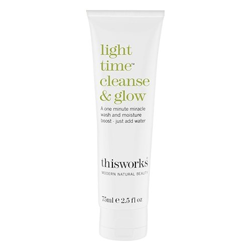 This Works Light Time Cleanse and Glow Spring Beauty