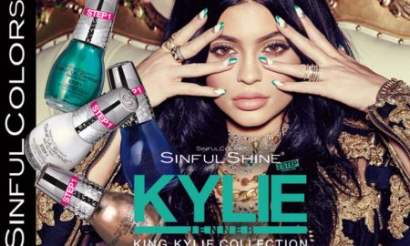 SINFULCOLORS + KYLIE JENNER COLLECTION